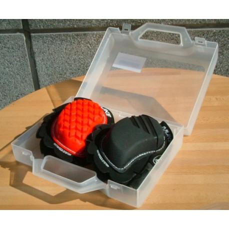 Track kit med knäpuckar