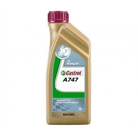 Castrol 2-takts olja A747 vegetabilisk