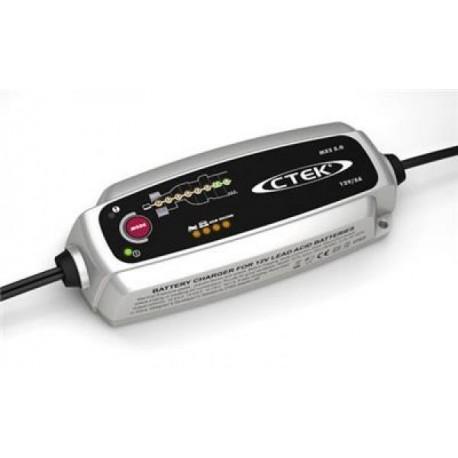 CTEK MXS 5.0 T Batteriladdare