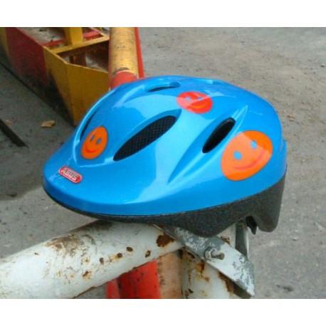 Cykelhjälm - Smiley
