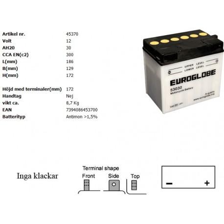 53030 MC batteri