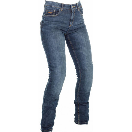 Richa Nora jeans dam - ljusblå standard