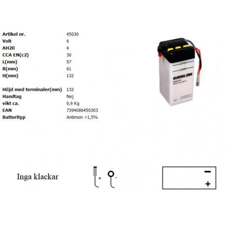 6N4A-4D MC batteri