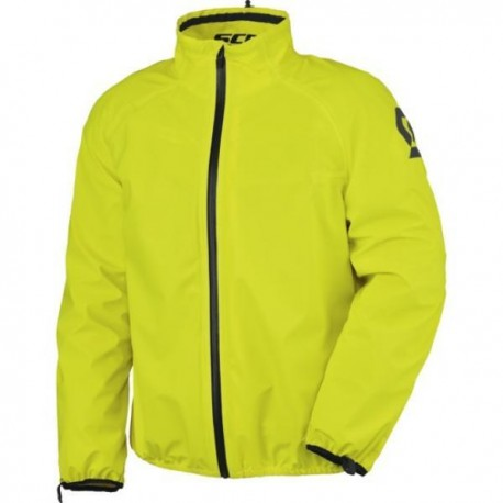 SCOTT Ergonomic TP Rain Jacket gul