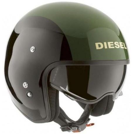 AGV - Diesel HI-JACK Svart/grön