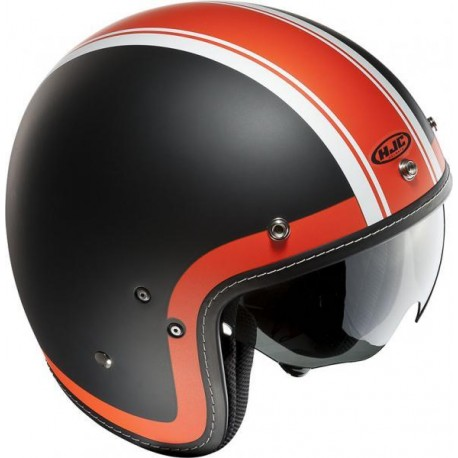 HJC FG-70:s svart/orange
