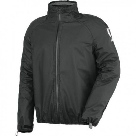 SCOTT Ergonomic TP Rain Jacket svart
