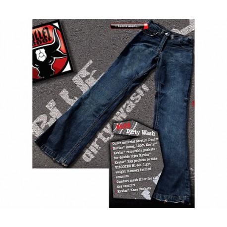 Bulletproof Dirty Wash Jeans