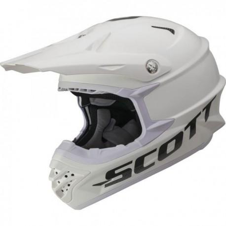 Scott 350 Pro Dirt vit