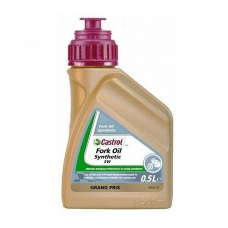 Castrol Gaffelolja 5W 0.5 L