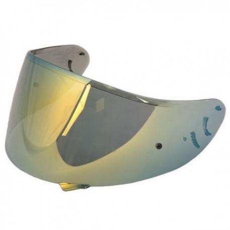Visir Shoei CW-1 spegel guld (P/L)