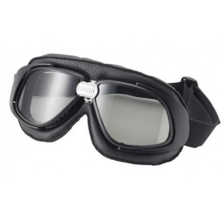 Bandit MC-glasögon svarta med klart glas