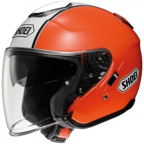 Shoei J-Cruise TC-8, orange
