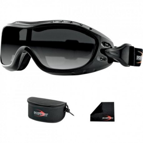 Bobster Googles för dig med glasögon, mörka