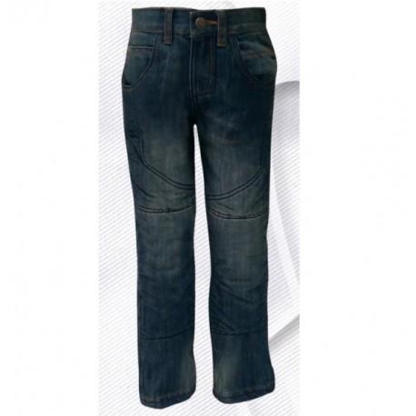 Bullet jeansbyxa för barn, SR4 Ice, blå