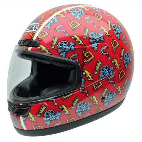 NZI Activy Junior Red Skulls