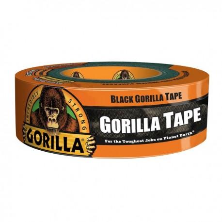 Gorilla Tape Svart, 9m