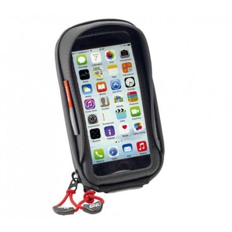 Givi S956B Smartphone/GPS hållare för styrmontaget