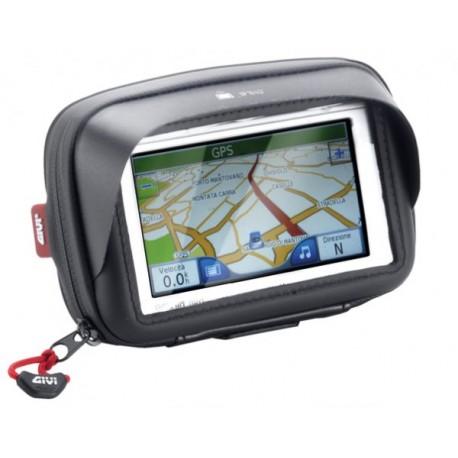 Givi S952B Smartphone/GPS hållare för styrmontage