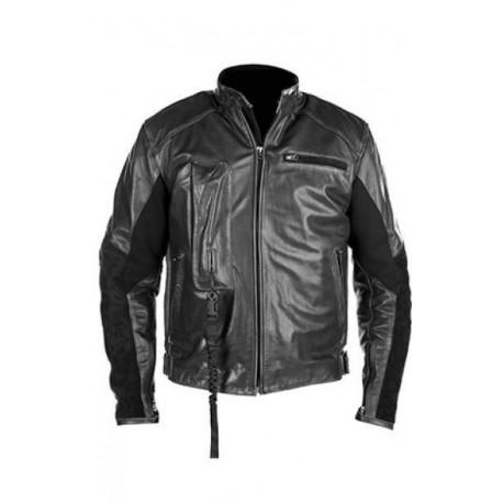 Helite Leather Air jacket - Svart