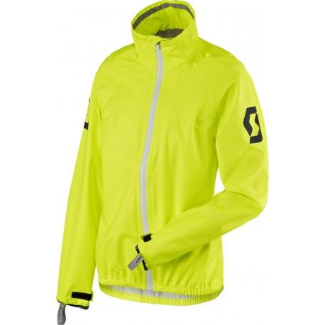 SCOTT Ergonomic TP Rain Jacket gul