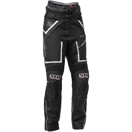 60ea6945c04 Lindstrands Q-Pants - Svart - Mc-Butik med Textilbyxor HERR - Mc-Bo...