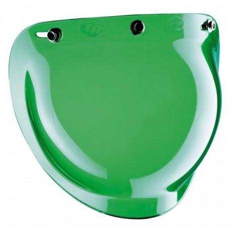 Bubbelvisir grönt