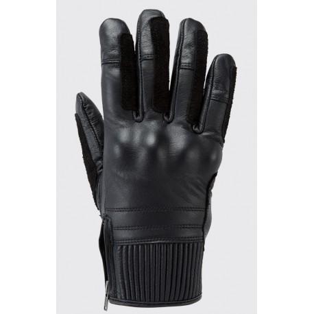 Hadleight gloves black, lady