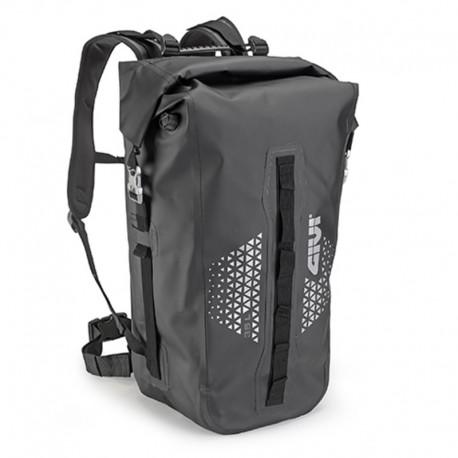 Givi vattentät ryggsäck UT802, svart 35 liter