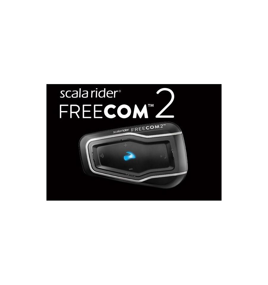 aa12d807fba5 Scala Rider FREECOM Duo- för 2 Personer - Mc-Butik med Intercom...