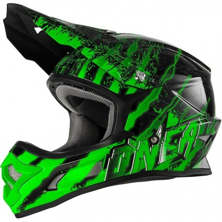 ONEAL 3-Serie junior svart/grön