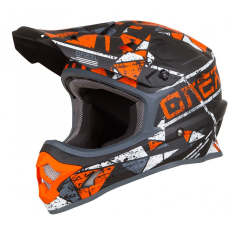 ONEAL 3-Serie Zen orange