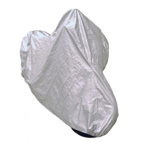Mopedkapell Silver