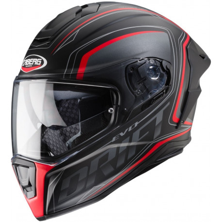 Caberg Drift EVO svart/röd