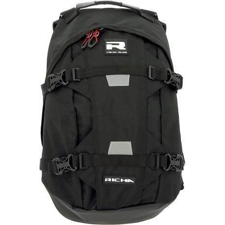 Richa Maverick ryggsäck, svart 21 liter