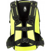 Richa Maveric ryggsäck, svart/gul 21 liter