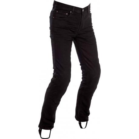 Richa original jeans herr - svart korta ben