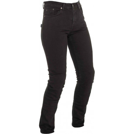 Richa Nora jeans dam - svart standard