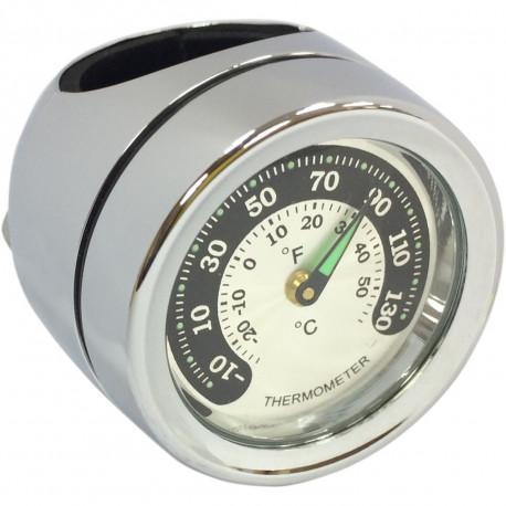 MC-termometer Slim med vridbar urtavla