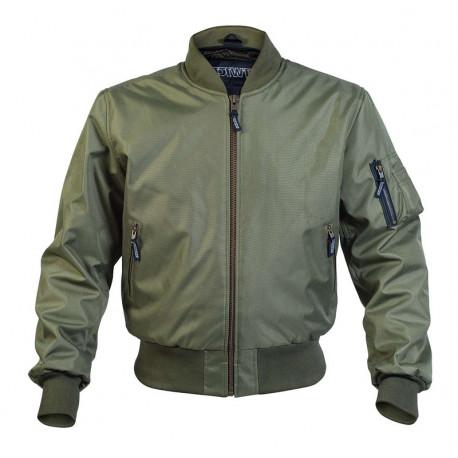 Bomber jacket grön