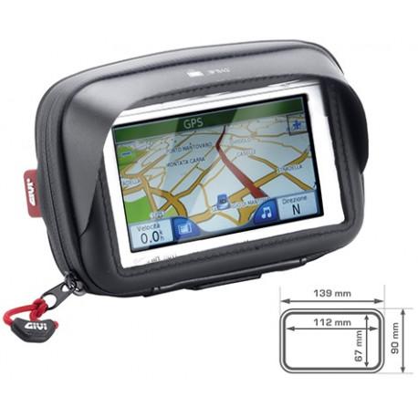 Givi S953B Smartphone/GPS hållare för styrmontage