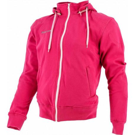 Richa Titan hoodie dam - rosa