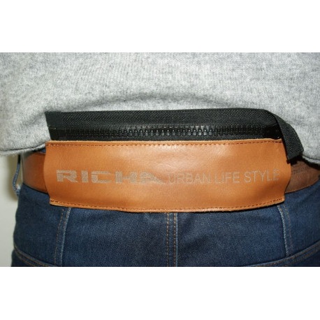 Richa Belt Jacket Connector, svart