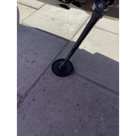 Parkeringsstöd svart