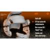 Shoei GT-Air 2 blanksvart