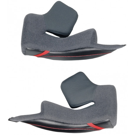 Kindkuddar Shoei GT-Air II, 31mm