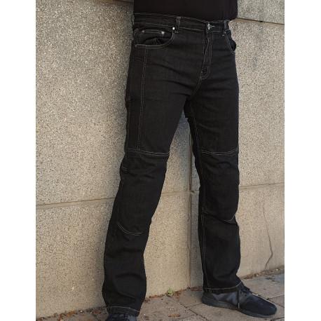 Lookwell Kevlarjeans herr standard - svart