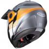 Caberg Tourmax Titan mattgrå/orange/vit